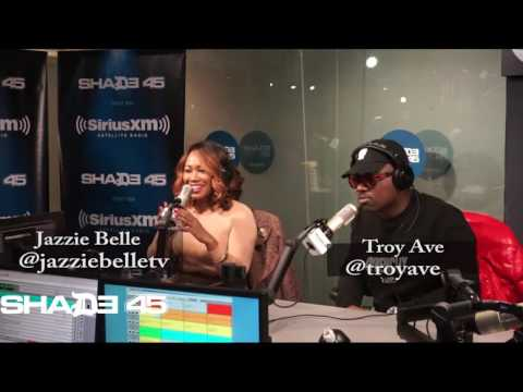 Dj Kayslay interview's Troy Ave on Shade45 12/21/2016