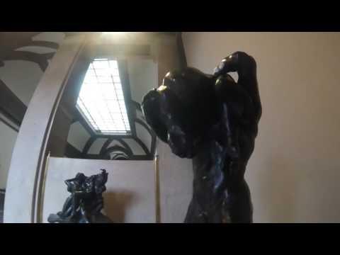 US Philadelphia Rodin Museum Tour