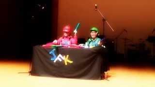 香港紅十字會甘迺迪中心 - 律音管表演(節錄) 第一屆香港感恩日分享會
