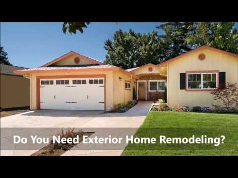 Exterior Home Remodeling in Baltimore - 443-341-9570