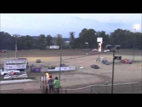 Butler Motor Speedway Street Stock Heat #3 8/14/15