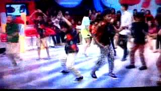 battle dance CJR vs Super7 sikasyikmnctv