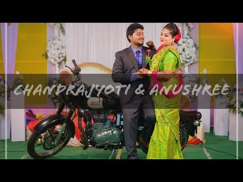 Chandrajyoti Weds Anushree Wedding Trailer
