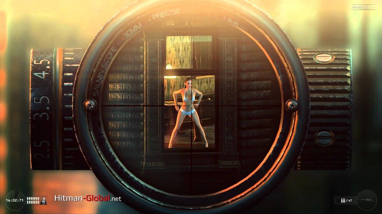 hitman sniper challenge pc full game and crack-skidrow