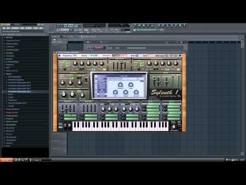 Sylenth1 : Sound Tutorial #19 - YAY Bass (Decimate Bass) [Deutsch]