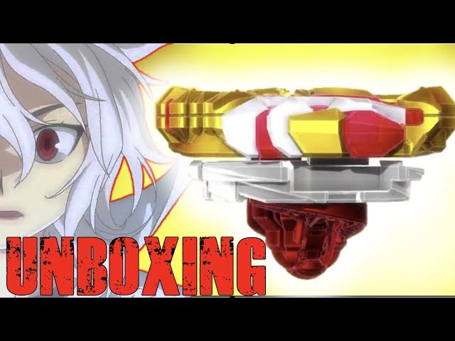 WE FINALLY GOT IT!  | B-100 Requiem Spriggan Unboxing | Beyblade Burst Unboxing