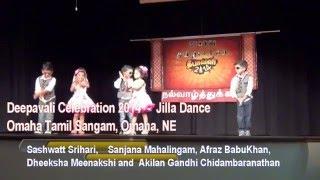 Akilan's Jilla Dance 2014 Resimi