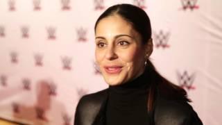 Funda Vanroy beschreibt die Faszination von WWE Live: WWE Live in Stuttgart (Red Carpet)