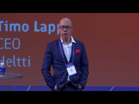 Timo Lappi, Heltti: Reboot Finland D.Day for Wellbeing and Health May 11th 2017