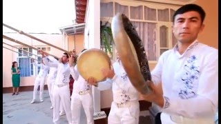 Самый красивый свадьба Канибадама