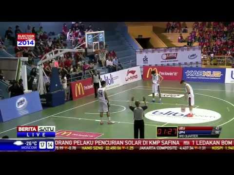 Final Putra Air Mineral Prim-A Greater Jakarta Conference Playoffs: UEU vs UPH