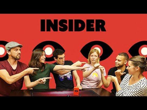 Insider : Petite Fourberie entre Amis