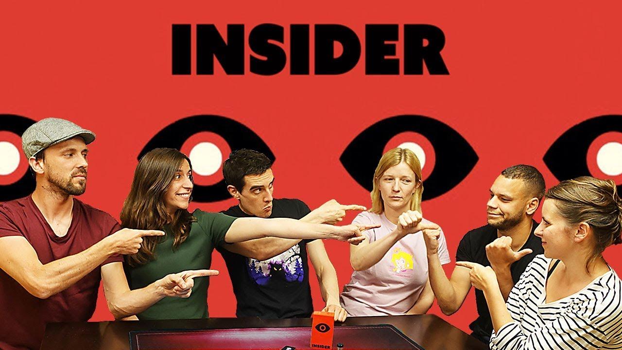 Download Insider : Petite Fourberie entre Amis