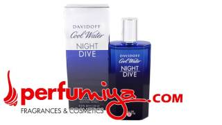 Cool Water Night Dive Cologne for Men by Davidoff from Perfumiya