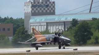 "Manching ETSI ""Good bye lady"" Phantom F4-F 38+13"