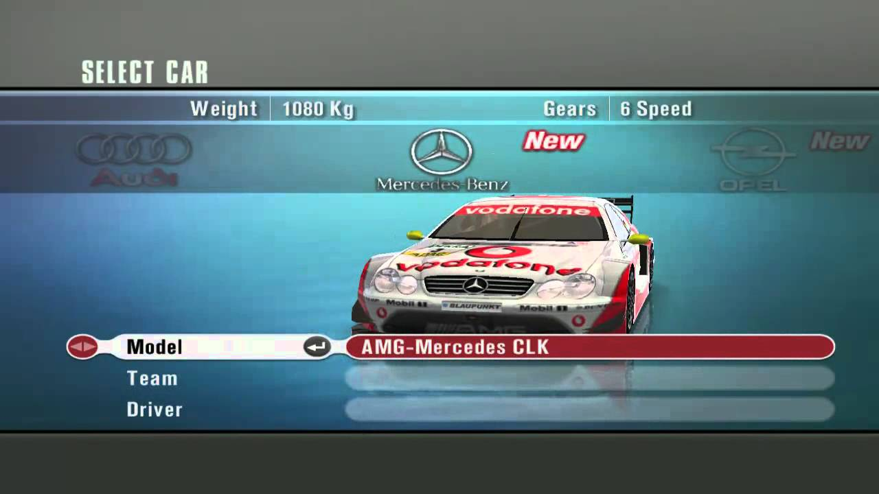 ToCA Race Driver 2 Cars - YouTube