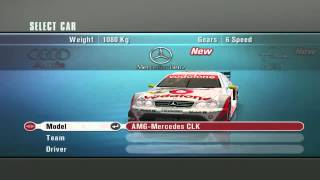 ToCA Race Driver 2 Cars