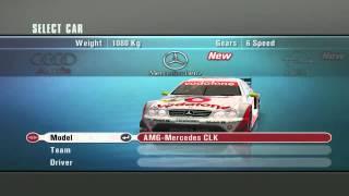 ToCA Race Driver 2 Cars