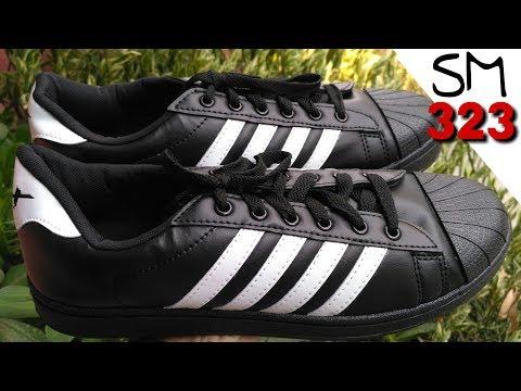 Sparx SM - 323 Black For Man - Look