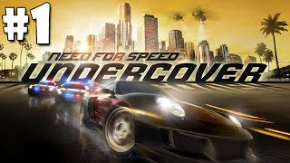 NEED FOR SPEED UNDERCOVER - Végigjátszás 1. rész - Gameplay Walkthrough Part 1 (PC HUN)