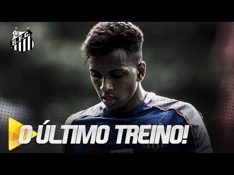 O ÚLTIMO TREINO DE RODRYGO | DE OLHO NO TREINO (11/06/19)