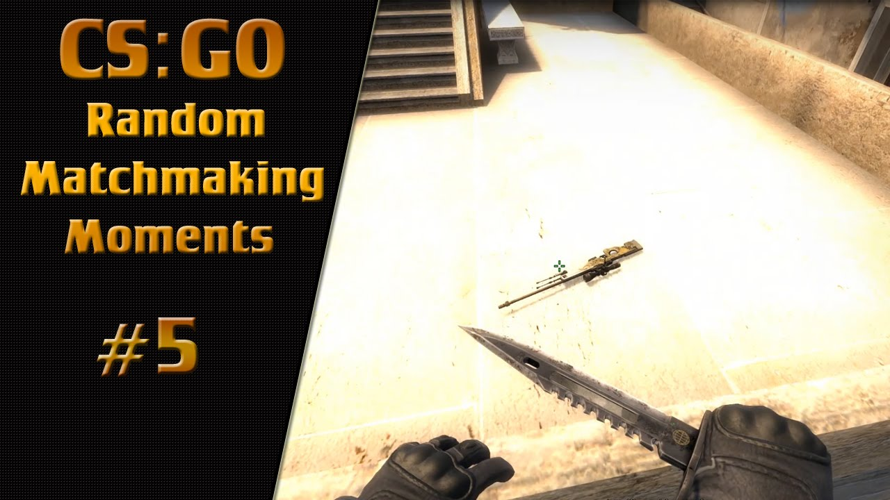 Cs go matchmaking sites