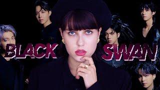 BTS (방탄소년단) - Black Swan (Russian Cover || На русском)