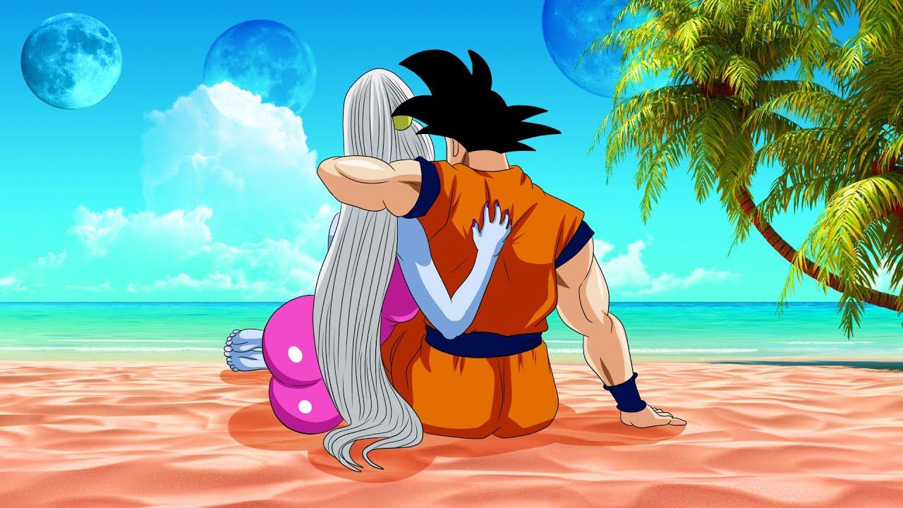 Goku Y Vados Segunda Temporada | CAPITULO 4 | EL DESPERTAR DEL MALVADO DAISHINKANSAMA