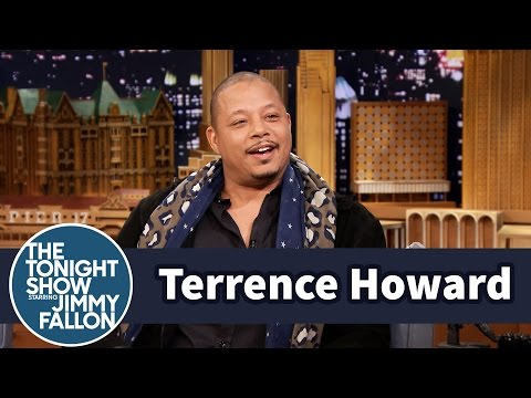 Terrence Howard Does a Play-by-Play of His Oscars Flub