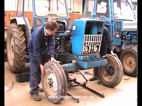 Tractor Single Plate Clutches Trailer For Dvd Youtube