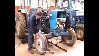 Tractor Single Plate Clutches (Trailer for DVD)