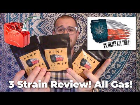 3 Strain High CBD Hemp Flower Review   Texas Hemp Culture   Conscious Clouds Episode 19