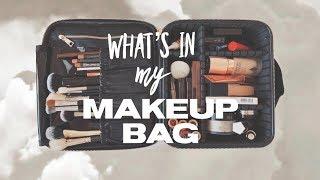 WHAT'S IN MY MAKEUP BAG | ALI ANDREEA