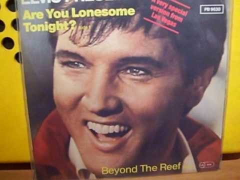 Elvis Presley  Are You Lonesome Tonight !  The famous laughing version  August 261969