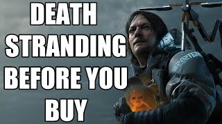 Death Stranding - 15 Things You Need To Know Before You Buy