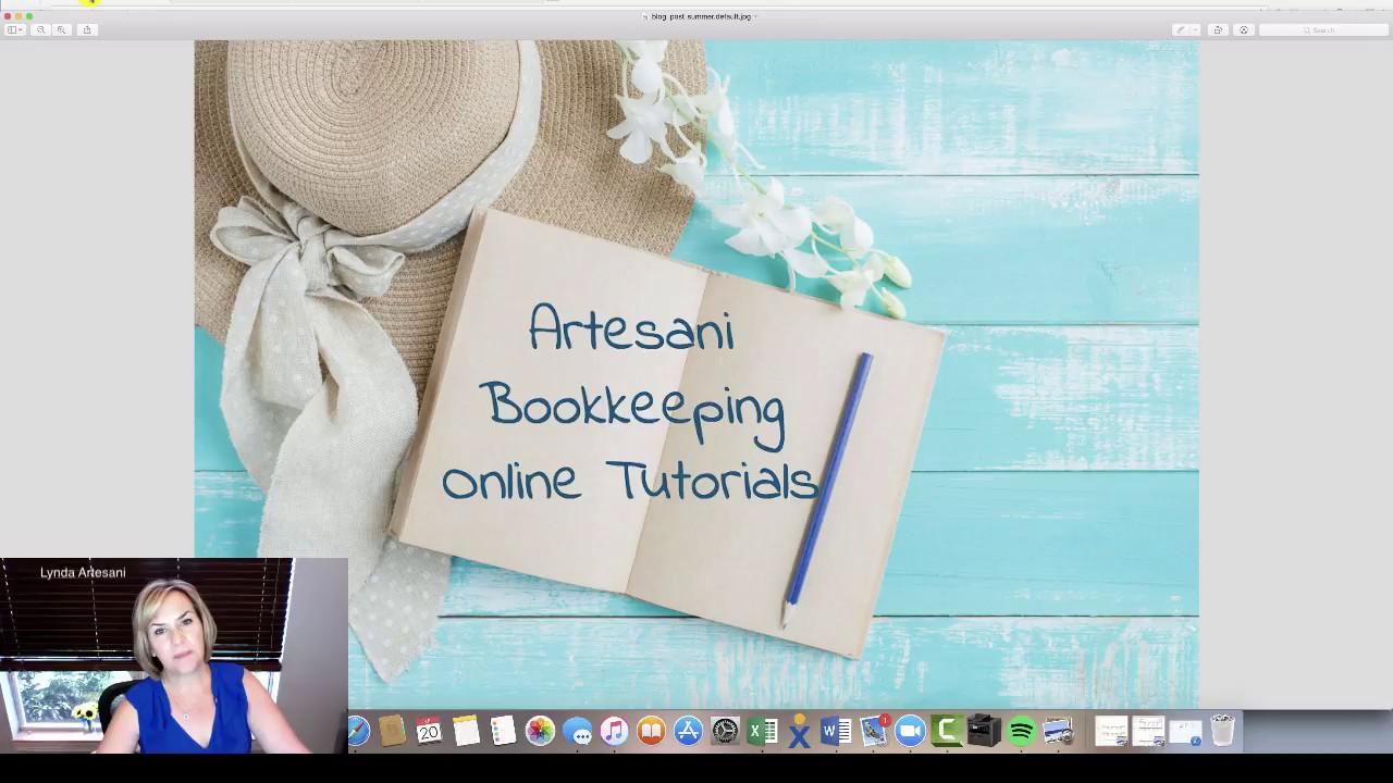 Merging bank accounts in QuickBooks Online - ArtesaniBookkeeping