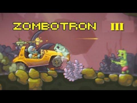 zombotron 3 gameplay youtube