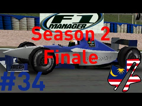F1 Manager: Minardi Manager Career - Part 34 - Malaysia (Season 2 Finale)