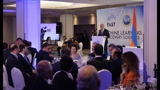 ՀՀ նախագահը մասնակցել է ՖԱՍՏ-ի գալա ընթրիքին