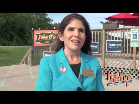 Evelyn Sanguinetti interview Part 2