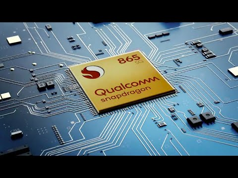Qualcomm reveals 865 snapdragon processor