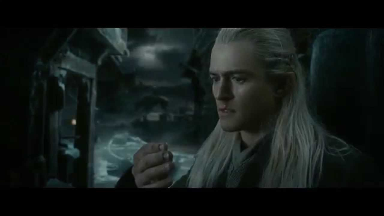 Legolas! What Do Your Elf Eyes See? 2 - YouTube