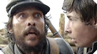 FREE STATE OF JONES Bande Annonce + Extraits VF (Matthew McConaughey - Guerre, 2016)