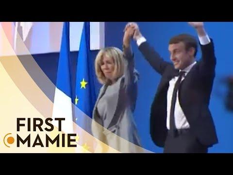 Portrait du couple Brigitte et Emmanuel Macron