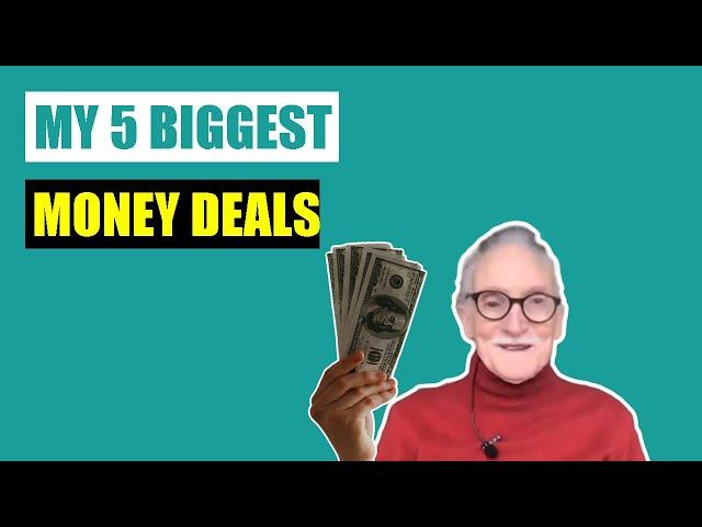 Import Export Business - My 5 BIGGEST MONEY Deals