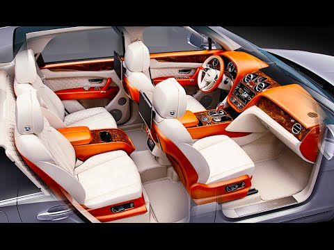 Bentley Bentayga INTERIOR Bentley SUV 2016 INTERIOR Commercial ...
