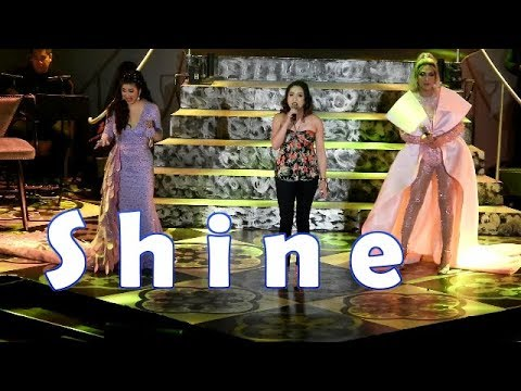 Regine and Vice Ganda Feat. Anton Diva - Shine /The Songbird & The Songhorse Concert Feb 15, 2019