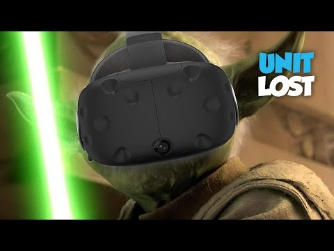 Star Wars VR! Trials on Tatooine (HTC Vive Virtual Reality)