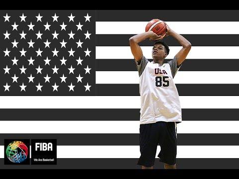 Isaiah Todd - 2017 FIBA U16 Americas Championship