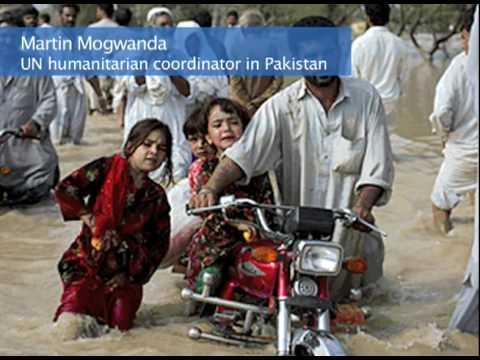 UN aid agencies expand relief efforts in flood-stricken Pakistan